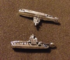 355. Battle Ship Pendant