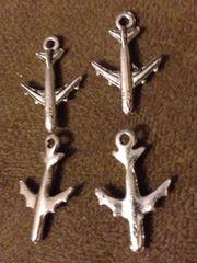 228. Medium Airplane Pendant