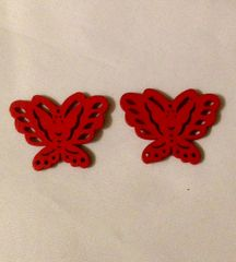 1460. Butterfly Pendant