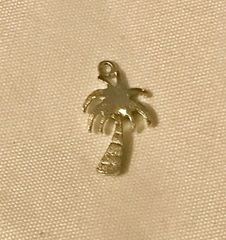1706. Palm Tree Pendant