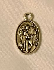 1643. Saint Francis Pendant