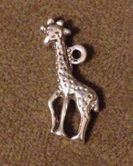 583. Giraffe Pendant