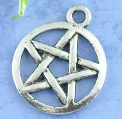 277. Pentagram Pendant