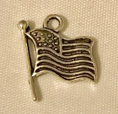 1279. USA Flag Pendant