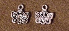 662. Small Butterfly Pendant