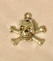 1698. Skull Pendant