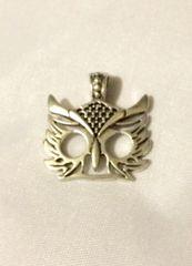 1382. Owl Head Pendant