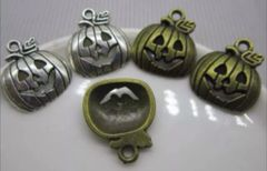 261. Pumpkin Pendant
