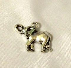 1357. Elephant Pendant