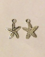 1523. Starfish Pendant