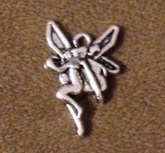 806. Winged Fairy Pendant