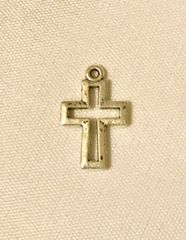 1637. Cross Pendant