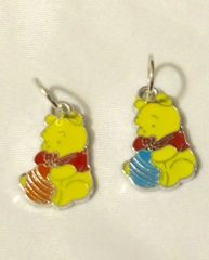 1305. Winnie the Pooh with Honey Pendant