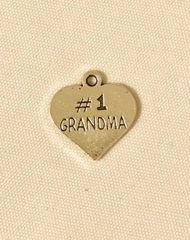 1767. #1 Grandma Pendant