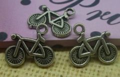 43. Bicycle Pendant