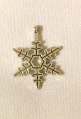 1490. Snowflake Pendant