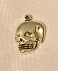 1697. Skull Pendant