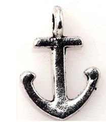656. Tiny Anchor Pendant