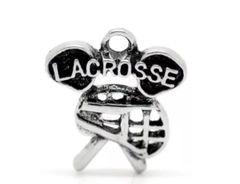 67. Lacrosse Pendant