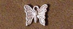 670. Butterfly Pendant