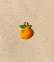 9. Orange Pendant