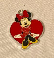 1780. Minnie Heart Pendant