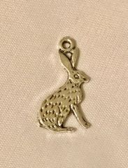 1639. Rabbit Pendant