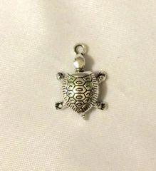 479. 1 sided Turtle Pendant