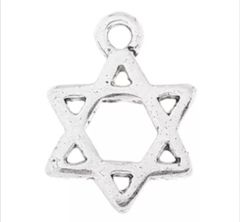 313. Star of David Pendant