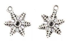 428. Snowflake Pendant