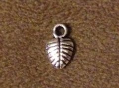 999. Tiny Leaf Pendant