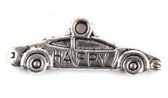 232. 'Happy' Car Pendant