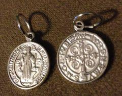 295. Saint Benedict Pendant