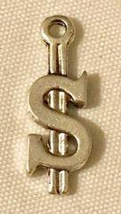 1282. Money Sign Pendant