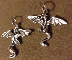 269. Dragon Pendant
