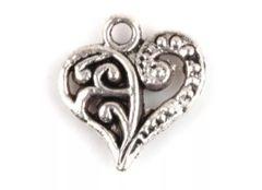 31. Small Unique Heart Pendant