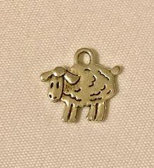 1638. Sheep Pendant