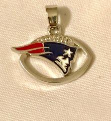 1727. New England Patriots Pendant