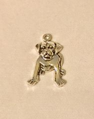 1737. Dog Pendant