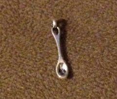 843. Small Spoon Pendant