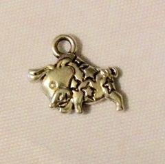 1431. Bull Taurus Pendant