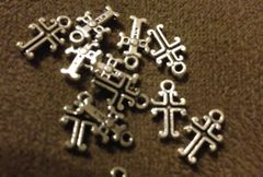 341. Tiny Cross Pendant