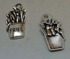 148. French Fries Pendant