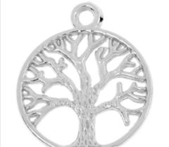 702. Family Tree Pendant