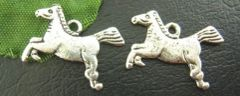 602. 2 Sided Horse Pendant