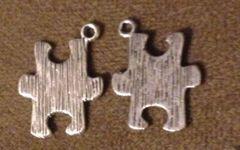 693. Puzzle Piece Pendant