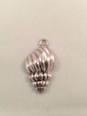 5. Tibetan silver Seashell Pendant