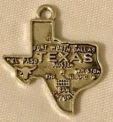 1125. Texas State Pendant
