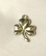 329. Shamrock Three Leaf Clover Pendant