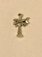 1758. Palm Tree Pendant
